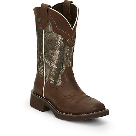 Justin Women's 12 in. Gypsy Cowgirl Collection Boot
