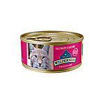 Blue Buffalo Blue Wilderness Salmon Canned Cat Food, 5.5 oz. Can
