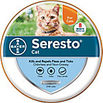 Seresto Flea and Tick Collar for Cats, 15 in. Maximum Neck Circumference