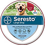 Seresto Flea and Tick Collar for Large Dogs, 19 lb. and Up