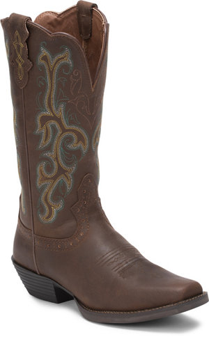 Justin Women S 12 In Stampede Collection Boot At Tractor
