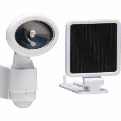 Buy Heath/Zenith Solar LED Light; Single Head; 83 Lumen Online