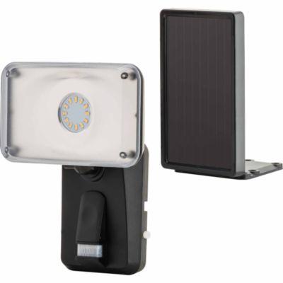 Buy Heath/Zenith Solar LED Light; 480 Lumen; Black Online