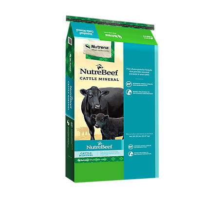 NutreBeef Cattle Mineral, 50 lb.