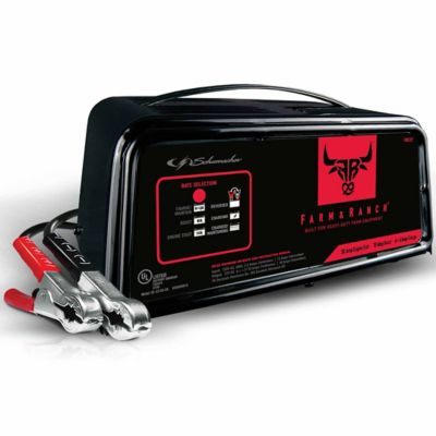 Buy Schumacher 12V Automatic Battery Charger; 6 to 2/10/50A Online
