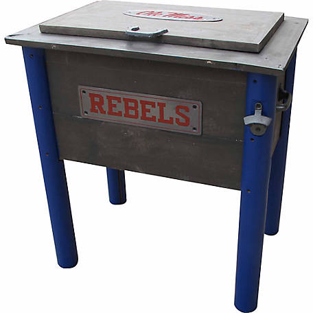Country Cooler 54 qt. Ole Miss Rebels Cooler, TX 93842
