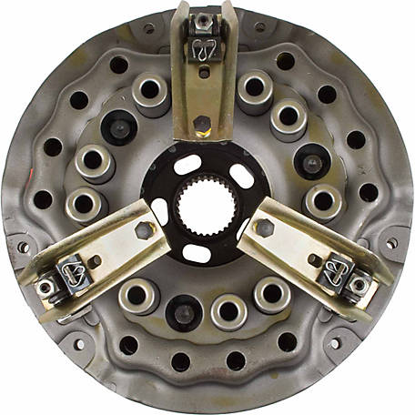 Tisco Double-Clutch Pressure Plate Assembly, D8NN7502AA