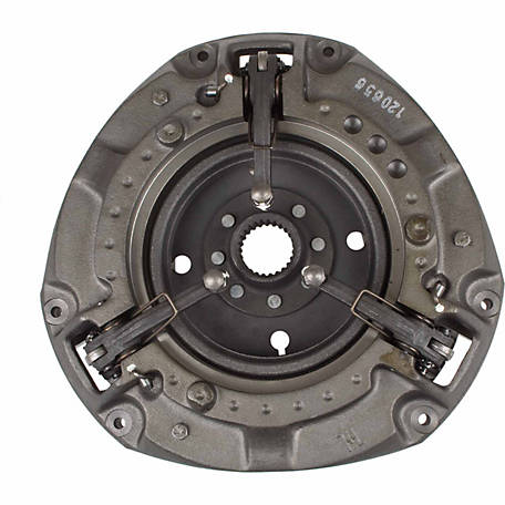 Tisco Double-Clutch Pressure Plate Assembly, 3610268M91