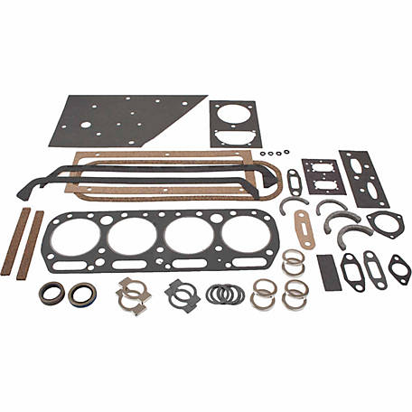 Tisco Overhaul Gasket Set, 70226638