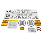Tisco Decal Set, D-IHCH