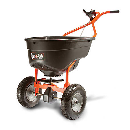 Agri-Fab SmartSpreader 130 lb. Push Broadcast Spreader, 45-0462