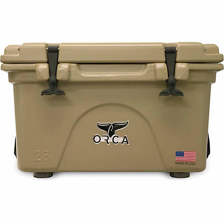 ORCA 26 qt. Ice Retention Hard Cooler