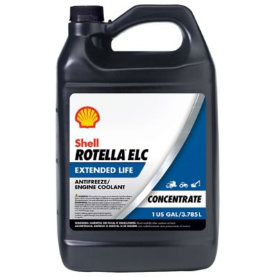 Buy Shell Rotella ELC Antifreeze/Coolant Concentrate; 1 gal. Online