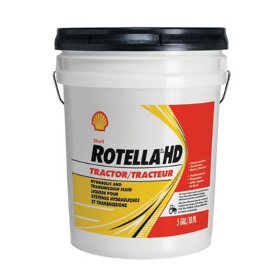 Buy Shell Rotella Universal Hydraulic Fluid; 5 gal. Pail Online