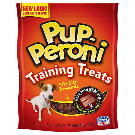 Pup-Peroni Beef Training Treats, 5.6 oz.