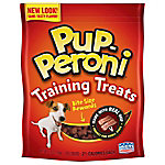 Pup-Peroni Training Treats Made with Real Beef Dog Snacks, 5.6 oz.