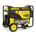 Champion Power Equipment 5500-Watt Portable Generator with Wheel Kit