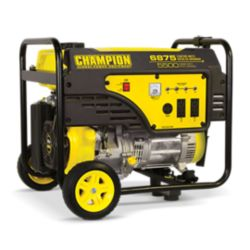 Shop 5500W Champion Generator with Wheel Kit at Tractor Supply Co.