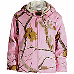 C.E. Schmidt Girl's Quilt-Lined Insulated Hooded Jacket