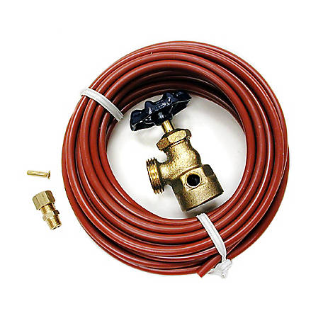 Dial Manufacturing, Inc. Water Hook-Up Kit