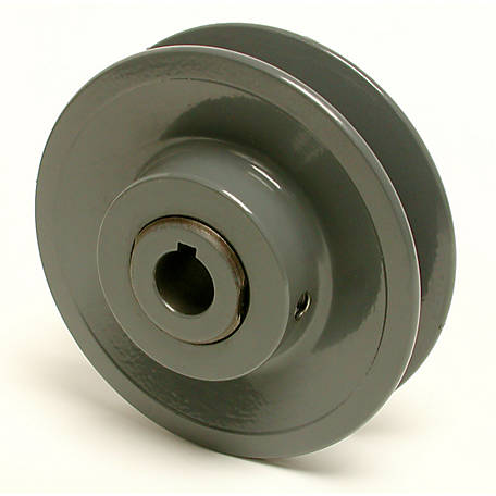 Dial Manufacturing, Inc. 3-1/2 in. x 1/2 in. Variable Motor Pulley