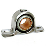 Dial Manufacturing, Inc. 1 in. Pillow Block Bearing