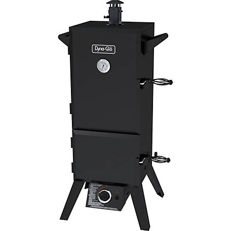 Dyna-Glo Dual Door LP Gas Smoker