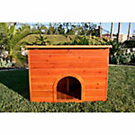 Rugged Ranch Wood Chicken Hutch