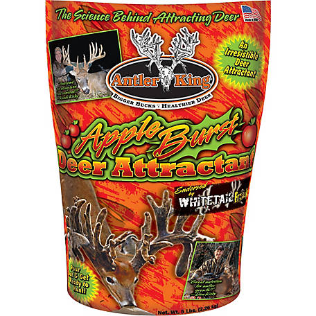 Antler King Apple Burst Attractant, 5 lb.