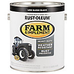 Rust-Oleum Specialty Farm & Implement Low Gloss Black, 1 gal.
