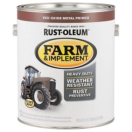 Rust-Oleum Specialty Farm & Implement Red Oxide Metal