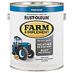 Rust-Oleum Specialty Farm & Implement Gloss, Ford Blue, 1 gal.