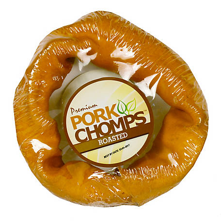 Pork Chomps Premium Roasted Donut, 1 ct.