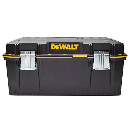DeWALT 23 in. Water Seal Tool Box