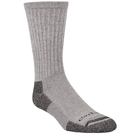 Carhartt Men's All-Season Cotton Crew Sock