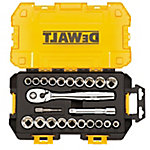 DeWALT 23-Piece 1/2 in. Drive Combination Socket Set