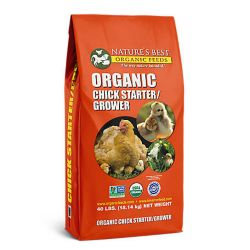 Shop Natures Best Organic 40 lb. Chick Starter/Grower at Tractor Supply Co.