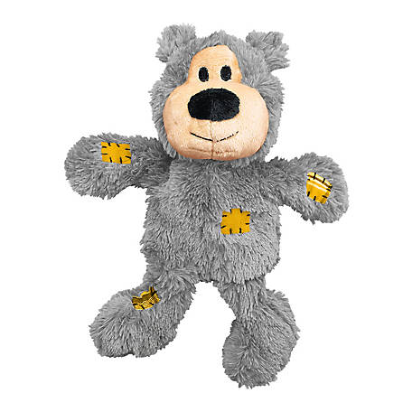 KONG Wild Knots Bear, Medium/Large, NKR1