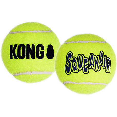 KONG SqueakAir Ball, Medium, AST2