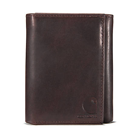 Carhartt Oil Tan Trifold Wallet