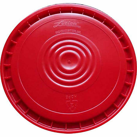 Fortiflex 5 Gallon Bucket Lid at Tractor Supply Co