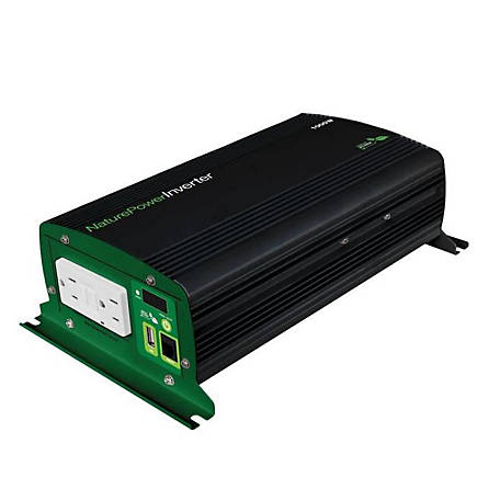 Nature Power 1,000W Modified Sine Wave Inverter, 38210