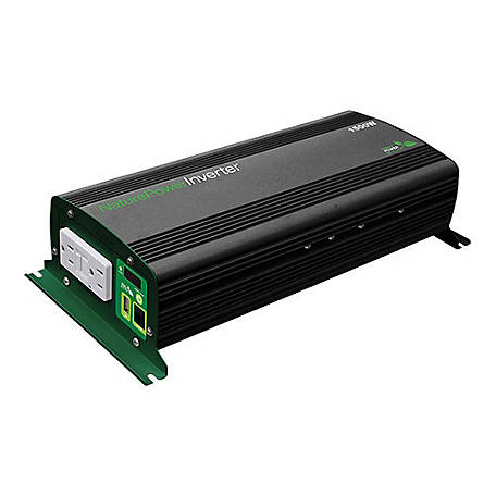 Nature Power 1,500W Modified Sine Wave Inverter, 38215