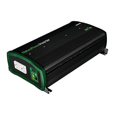 Nature Power 2,000W Pure Sine Wave Inverter