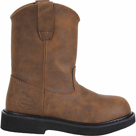 Georgia Boot Boy's Youth Pull-On Boot