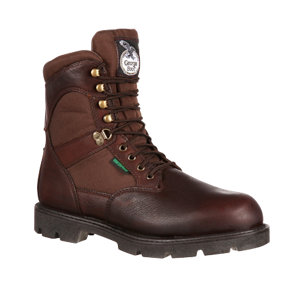 Georgia Boot Homeland Men's ... 8-in. Waterproof Insulated Work Boots on hot sale cheap sale recommend very cheap cheap online outlet Cheapest cheap sale best sale 9MdkaWAVCk