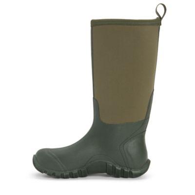 Muck Edgewater II noir femme néoprène non-sécurité Wellington Boots