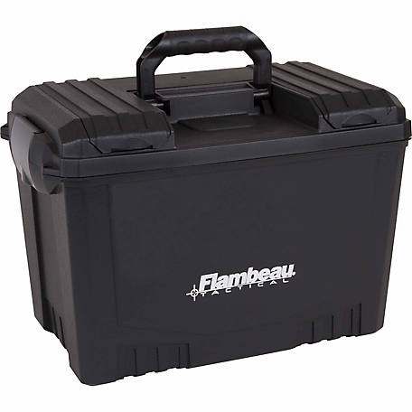 Flambeau Outdoors 18 in. Tactical Dry Box