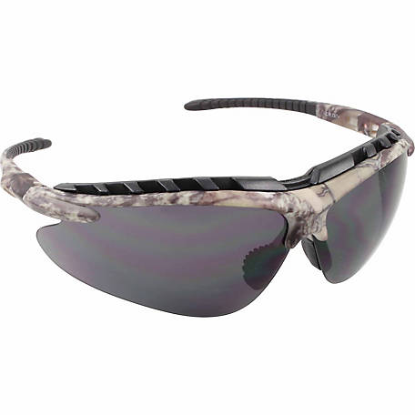 Camo by Optic Edge Backwoods Smoke Glasses