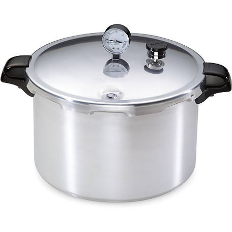 National Presto 16 Qt. Pressure Canner